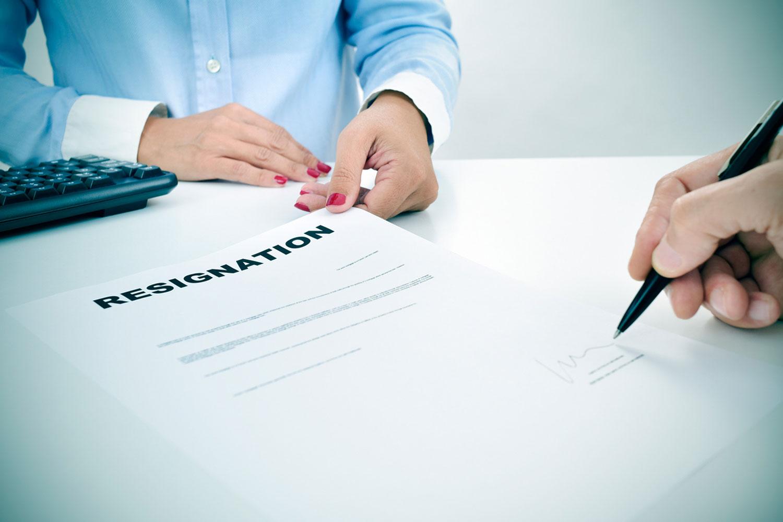 Guide pour rédiger une lettre de démission